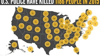 Here's How Many People Police Killed In 2015