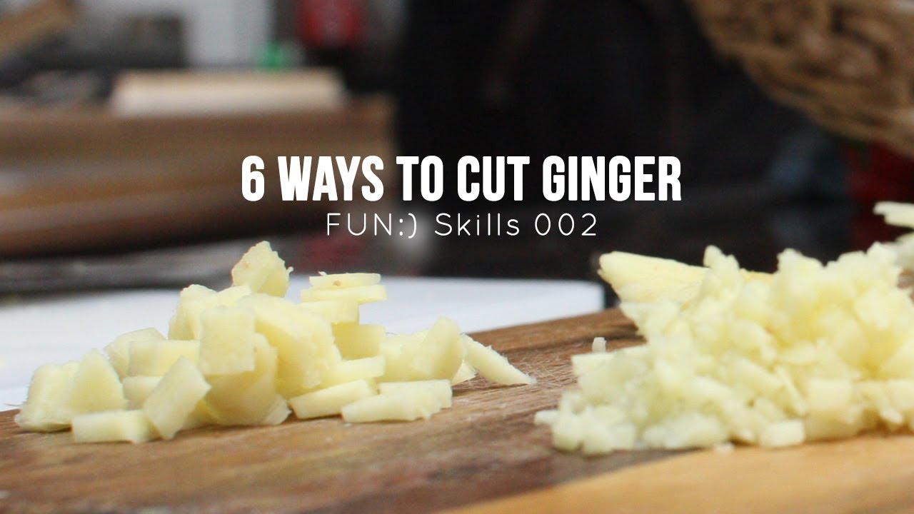FUN:) Skill 002: Ginger