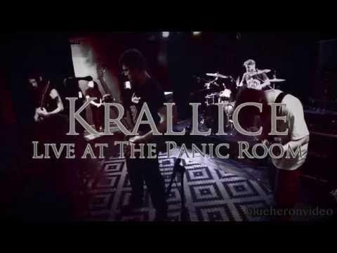 "Krallice - ""Hate Power""-at The Panic Room"