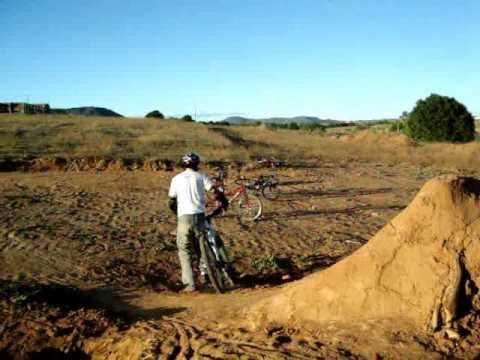 Treino I Pista de BMX DIRT bairro alvorada - Guanambi