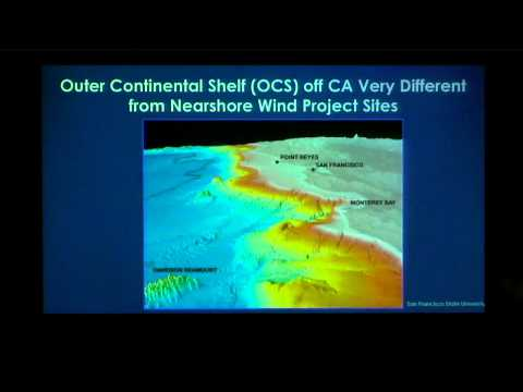 Scott Terrill Presents: Analyzing Potential Impacts of Offshore Wind Projects Off the Coast of CA