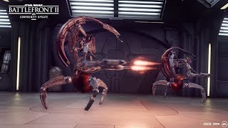 Star Wars Battlefront II: Where are those Droidekas? - Community Update