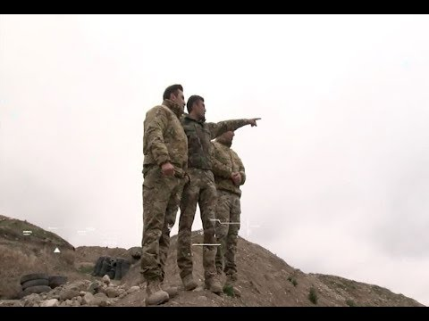 Сражаться до победного конца! Спецназ Азербайджана раскрыл детали апрельских боев 2016 года