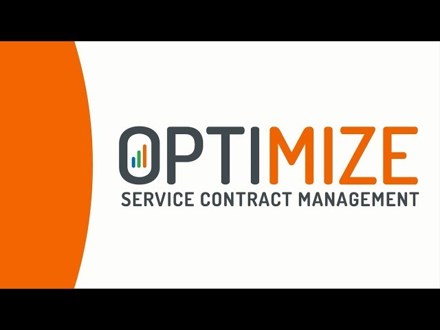 Mize Service Contracts Management Software | Optimize Service Contracts