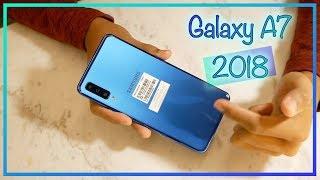 พรีวิว-galaxy-a7-2018-ความรู้สึกแรกสัมผัส-ลองกล้องนิดนึง