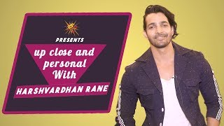 Up Close And Personal With Harshvardhan Rane   POP Diaries Exclusive Interview