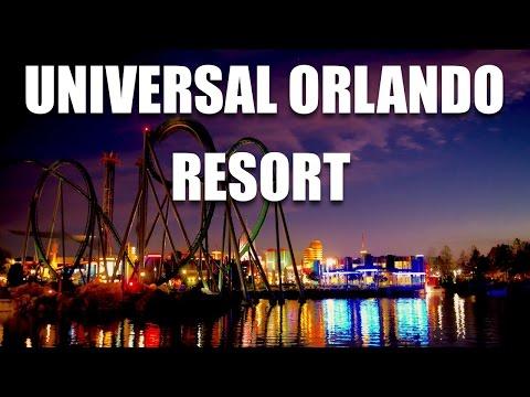 Universal Orlando Resort - Promotional Video (2009)
