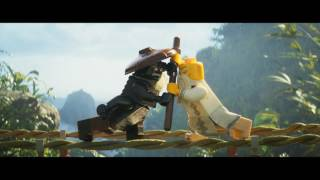 LEGO NINJAGO Movie Τρέιλερ 2 - Μια Επική Ιστορία μεταξύ Καλού και Κακού