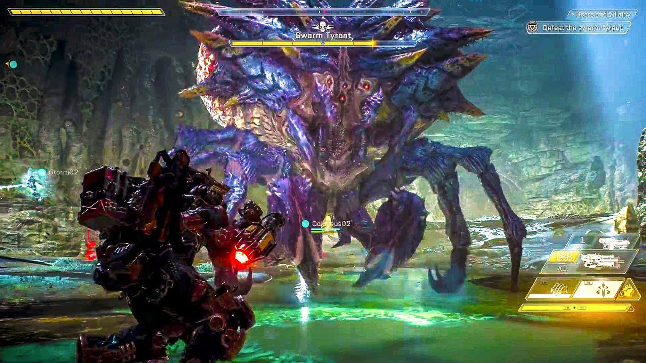 anthem 30 minutes of gameplay demo ps4 xbox one pc developer