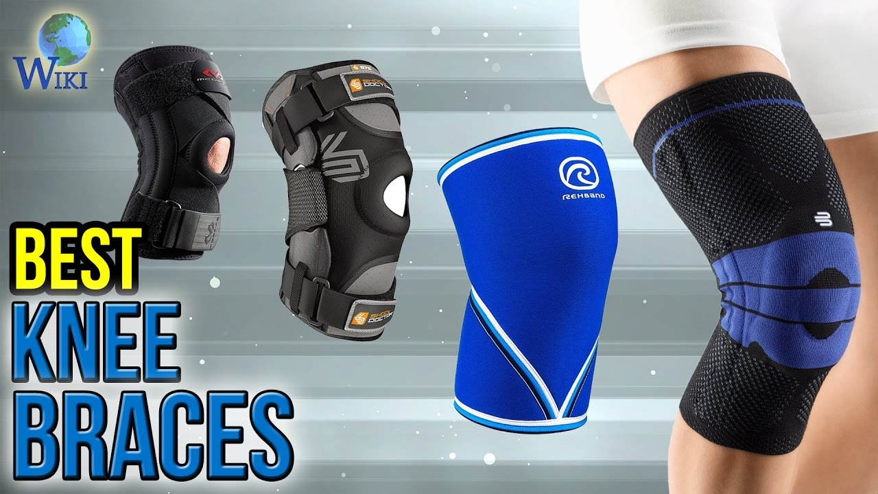 d58056f959 10 Best Knee Braces 2017 - YouTube