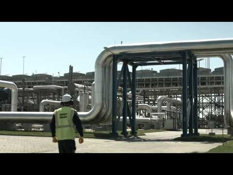 Atlas Copco Organic Rankine Cycle Power Plants