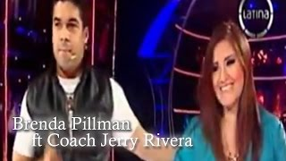 Brenda Pillman Ft Coach Jerry Rivera
