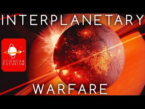 Interplanetary Warfare