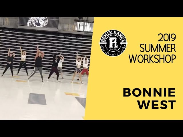 Summer Workshop 2019 - Bonnie West
