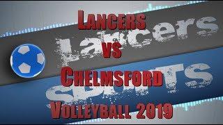 LHS Boys Volleyball vs Chelmsford