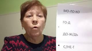 Техника грамотного письма на начальном этапе обучения