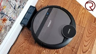 Great Robotic Vacuum with Lase…