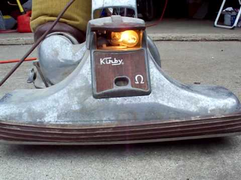 Kirby Vacuum Cleaner