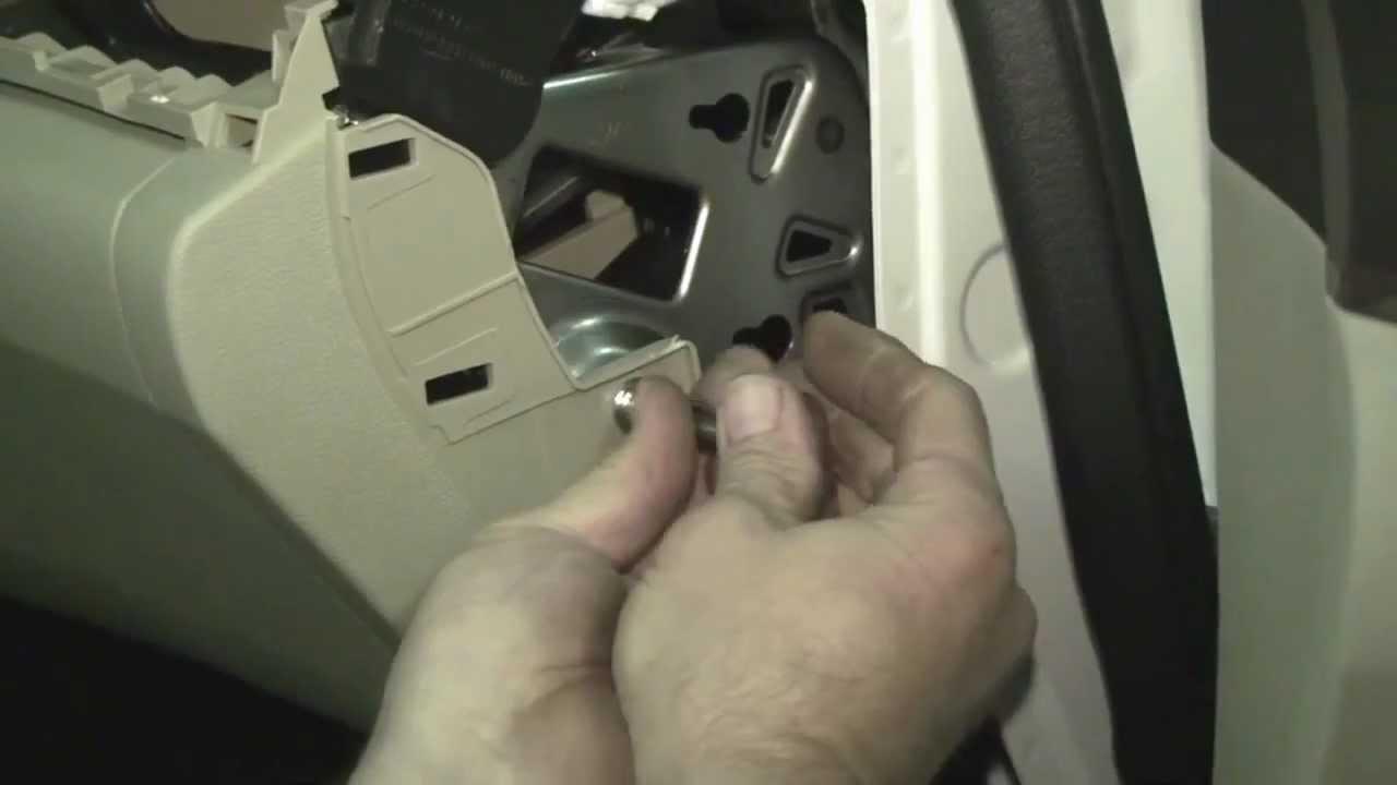 medium resolution of episode 247 9th generation honda accord locking glove box installation