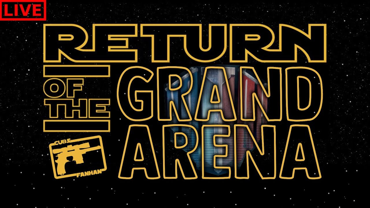 LABOR DAY CHAMPIONSHIP MATCH LIVE! Grand Arena Championships | Star Wars:  Galaxy of Heroes