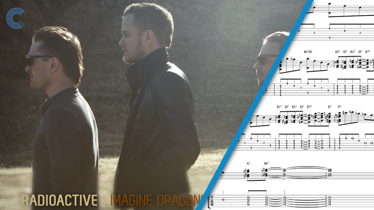 Radioactive - Imagine Dragons - Cello - Sheet Music, Chords and Vocals