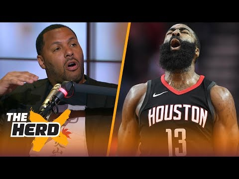 Eddie House on why James Harden and Westbrook are too alike, Talks Curry and LeBron  NBA  THE HERD