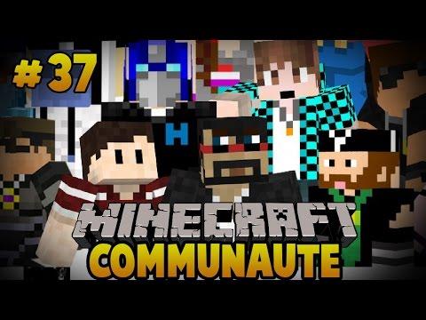 La communauté Minecraft !   Pvp Training - Episode 37