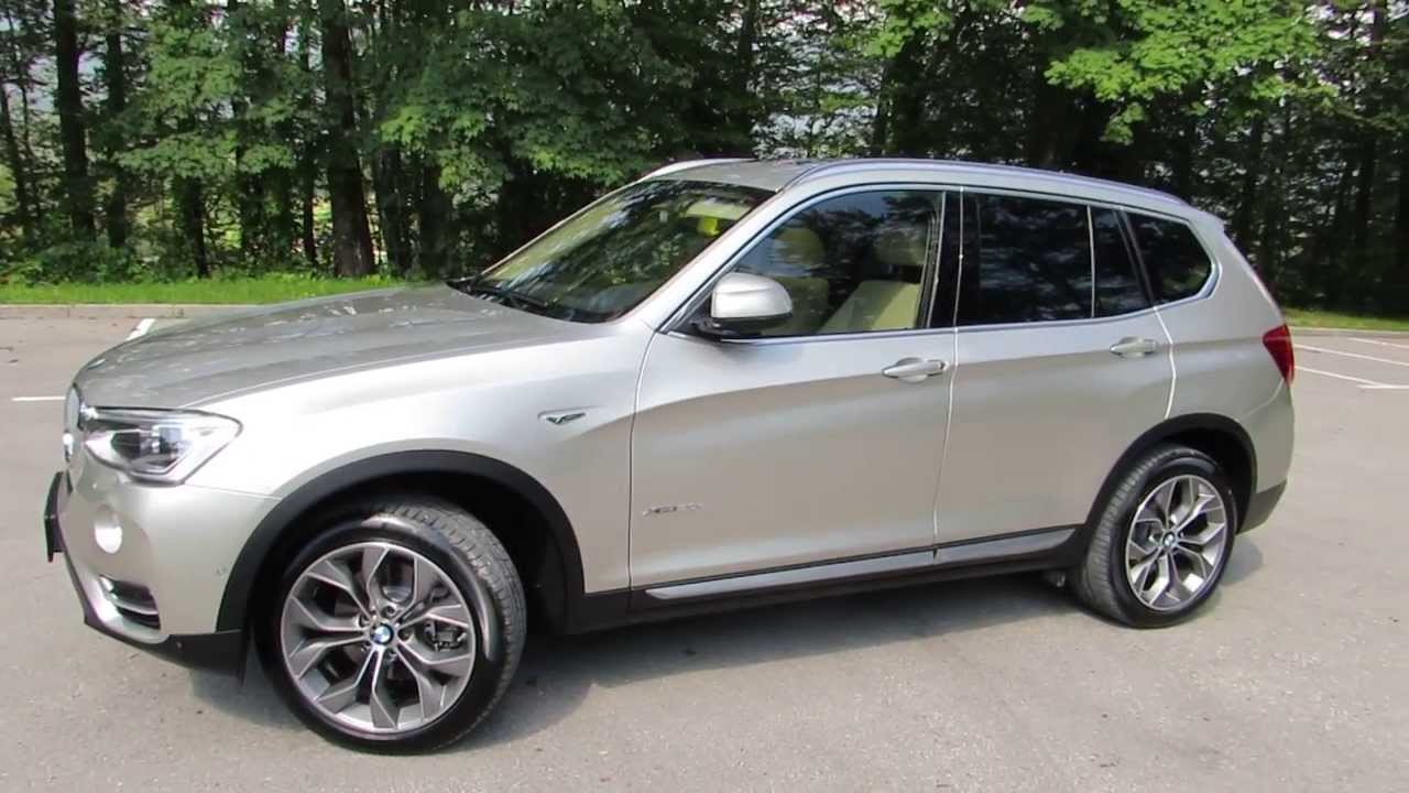 new bmw x3 30d 2014 facelift youtube. Black Bedroom Furniture Sets. Home Design Ideas