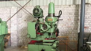 Gear Shaper - Lorenz - 200 mm