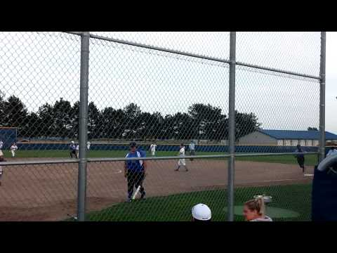 Rayne Spencer second 2-Run HR at CBC