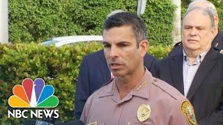 Gunman Yelled 'Anti-Trump Rhetoric' Before Golf Club Shooting | NBC News