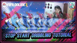 ~Most Overpowered Skill in FO3~ Stop Start Dribbling Tutorial - FIFA ONLINE 3