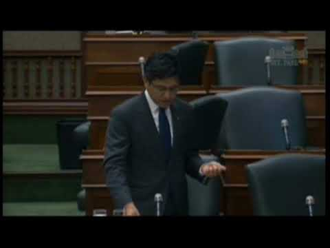 Hon Yasir Naqvi re Protecting a Women's Right to Access Abortion Services Act 10 16 17