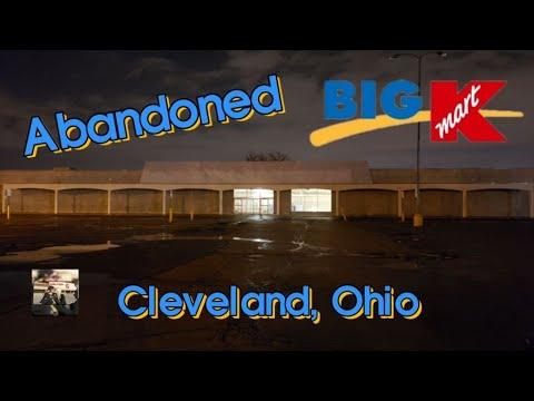 Abandoned Kmart - Cleveland, OH