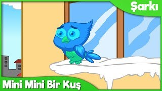 Mini Mini Bir Kuştu Pencereme Konmuştu Şarkısı - Alpi ve Arkadaşları