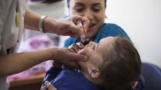 منظمة الصحة العالمية تبدأ حملة تلقيح ضد الكوليرا في العراق