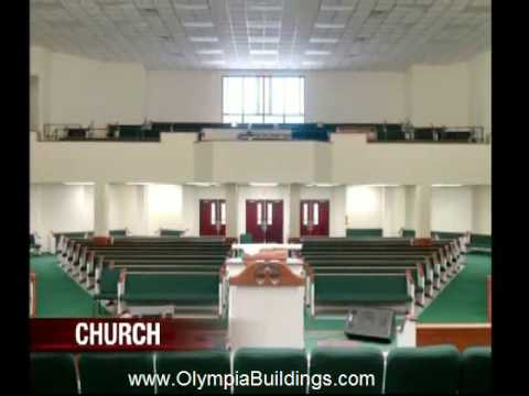 Olympia Steel Buildings Help Churches Grow Youtube