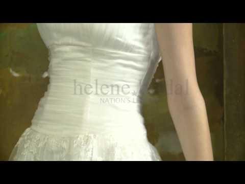 a-line-princess-strapless-satin-tulle-wedding-dress---style-wd6223---helenebridal.com
