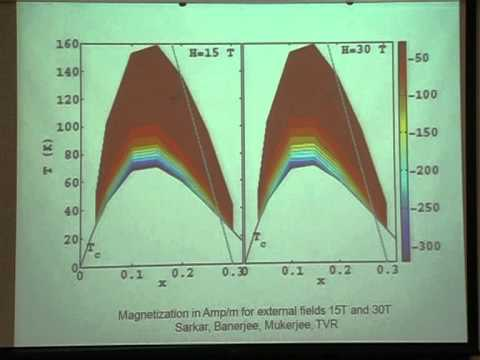 T V  Ramakrishnan - A Ginzburg Landau like Theory for Emergent d wave Superconductivity in the Cupr