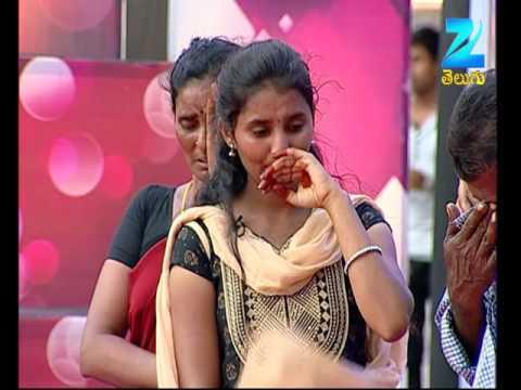 Lakshmi Devi Talupu Tattindi - Indian Telugu Story - Epi 2 - Zee Telugu TV Serial - Best Scene