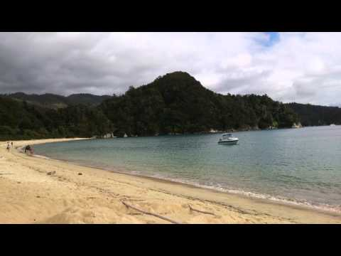 Anchorage - Parc National d'Abel Tasman - Nouvelle Zélande