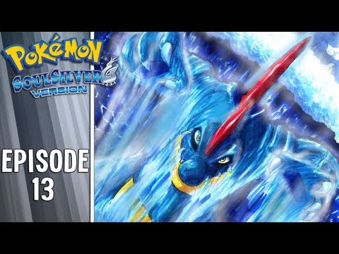 "Pokémon Soul Silver Let's Play!   Ep 13 ""The Goddamn Safari Zone"""