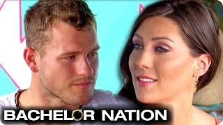 Colton Gets Closure From Becca | Bachelor In Paradise US