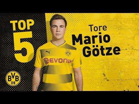 Top 5 Goals | Mario Götze