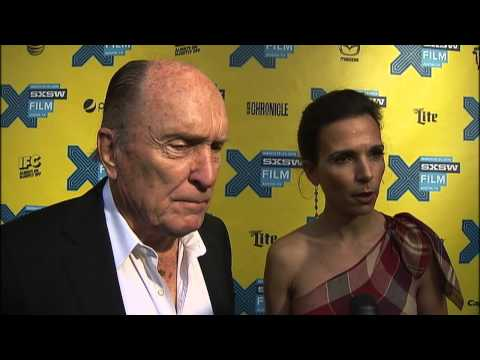 SXSW 2015: Robert Duvall and Luciana Duvall talk to FOX 7 about