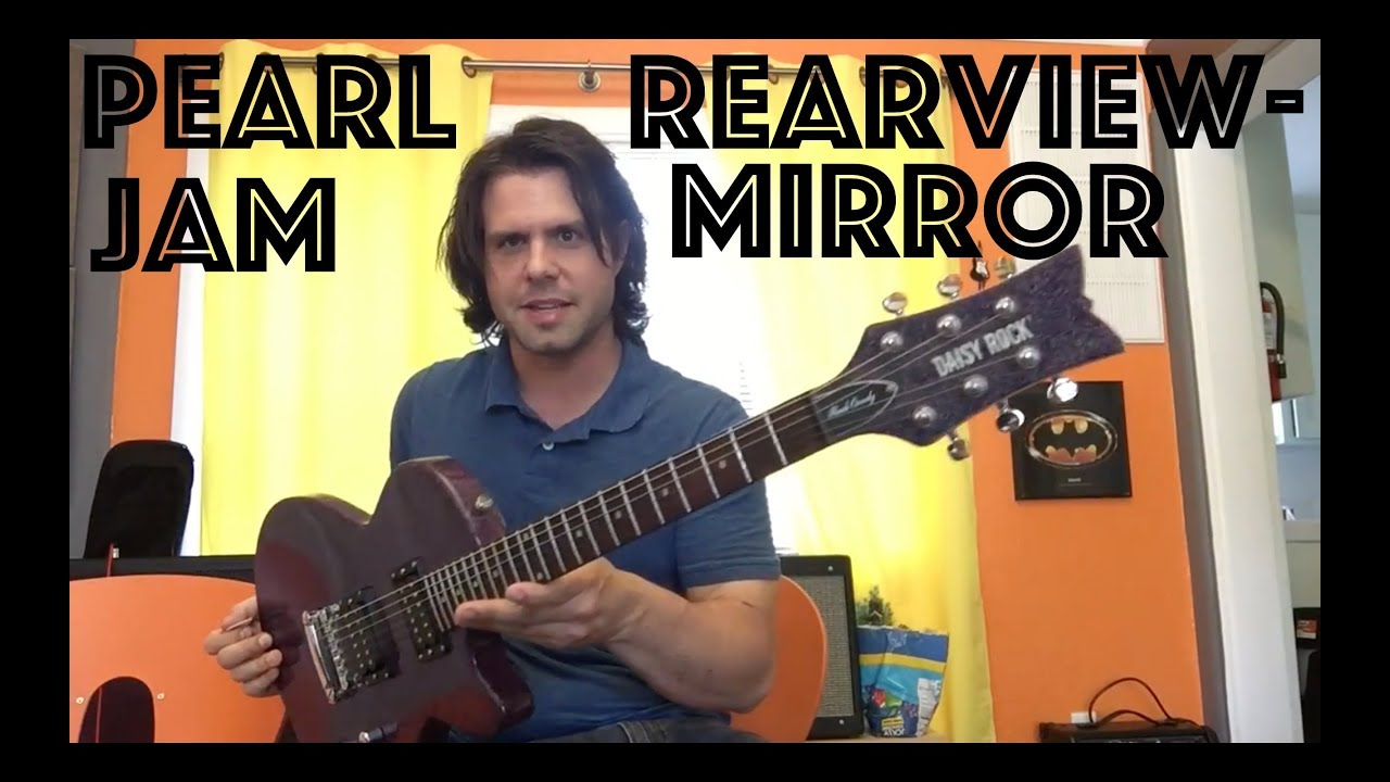 guitar lesson how to play rearviewmirror by pearl jam youtube. Black Bedroom Furniture Sets. Home Design Ideas