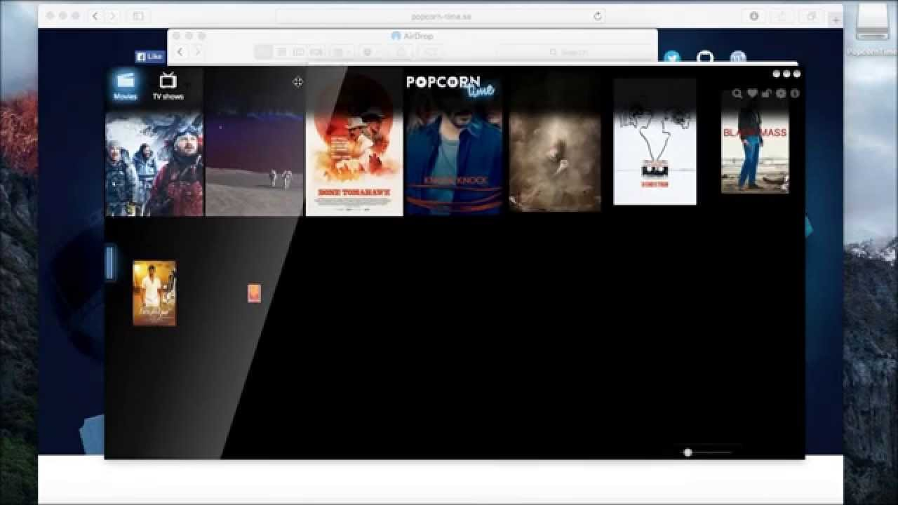 How to download and install Popcorn Time on Mac - YouTube