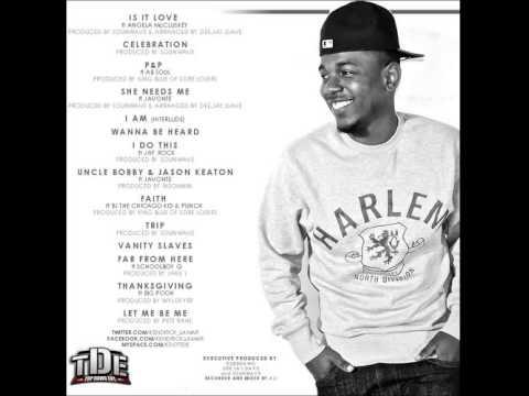 Kendrick Lamar - Faith (feat. Bj The Chicago Kid & Punch)