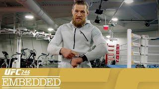UFC 246: Embedded - Эпизод 5