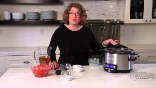 Cuisinart 3-in-1 Multicooker (MSC-400) Demo Video